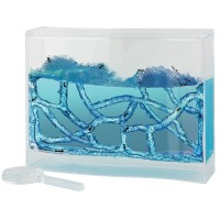 Gel-Filled Ant Farm