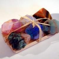 Gift Pack Set of 6 Rock Soaps