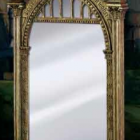Gothic Arched Mirror
