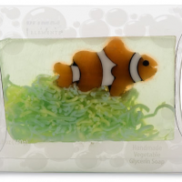 Handmade Clownfish Soap