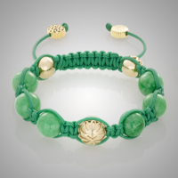 Health & Wealth Jade Bracelet