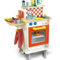 Kids Play Oven