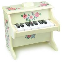 Kids Size Painted Piano