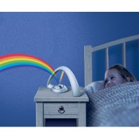LED Rainbow Projector, detail