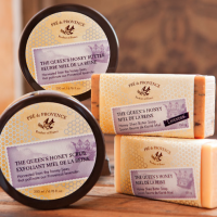 Lavender Beeswax Soaps