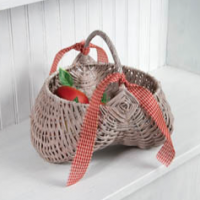 Marketplace Gathering Basket