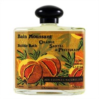 Orange Sandalwood Bubble Bath