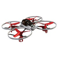 Remote Control Flying Quadrocopter