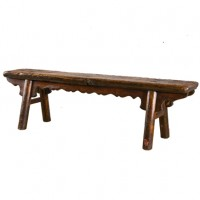 Rustic A Frame Bench 10645