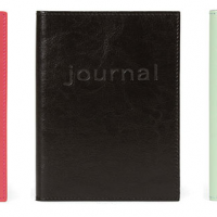 Sophisticate Italian Leather Journals