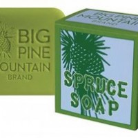 Spruce Scented Soap