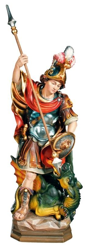 St. George Woodcarving