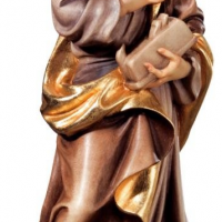 St. Joseph the Worker Woodcarving