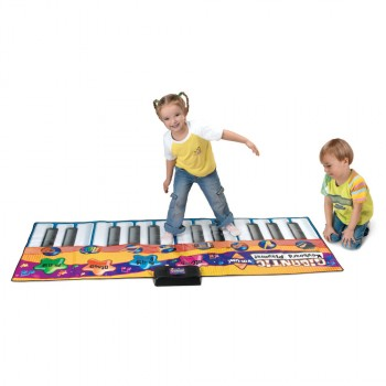 Step-On Piano Mat