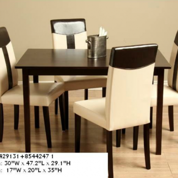 Streamline Table Set