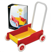 Toddler Wobbler with Handle Brake