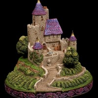 Toy Castle Sculpture
