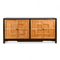 Two Tone Key Cabinet