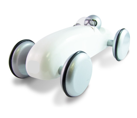 White Speedster Toy