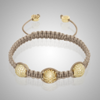 Yellow Diamond Pavé Bracelet