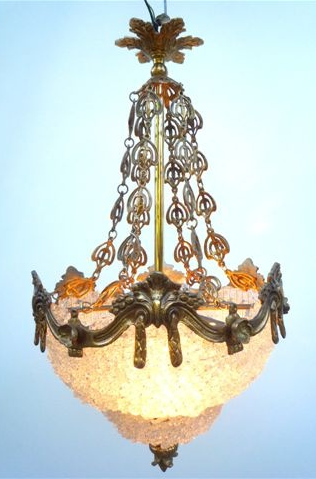 French Baroque Chandelier