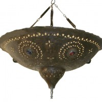Iron Souk Chandelier