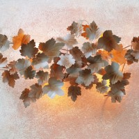 Ivy Cloud Sconce