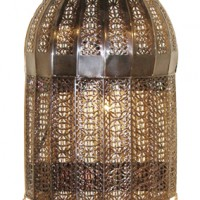 Lacy Moroccan Wall Sconce
