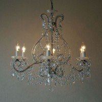 Love's Palace Chandelier