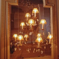 Mirror Set Sconce