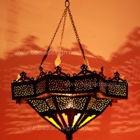 Moroccan Chandelier CH039