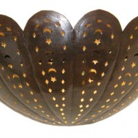 Moroccan Flower Wall Sconce