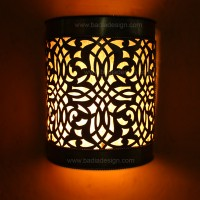 Moroccan Wall Sconce WL017