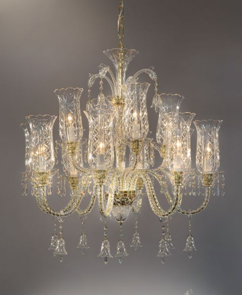 Murano Cupola Chandelier