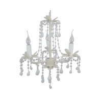 Open Carriage Chandelier