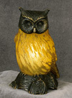Owl Figure Lamp