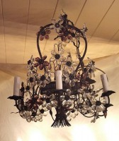 Pliutti Flower Chandelier
