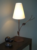 Single Spring Table Lamp