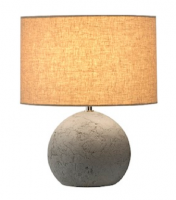 Solid Earth Table Lamp
