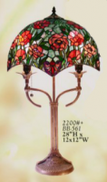 Tiffany Camelia Lamp