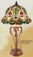 Tiffany Chrysanthemum Lamp
