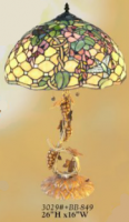 Tiffany Grape Cluster Lamp