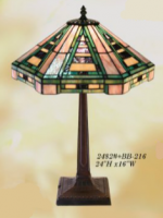 Tiffany Table Lamp 2482