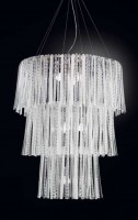 Triple Tier Murano Chandelier