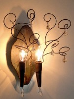 Trophy Sconce