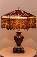 Victorian Table Lamp 214